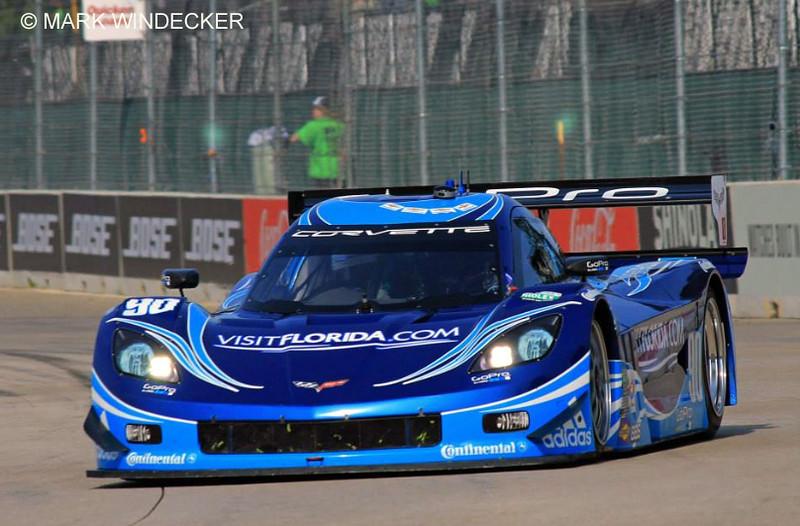 # 90 - 2013 Grand-Am - Spirit of Daytona at Detroit - 11