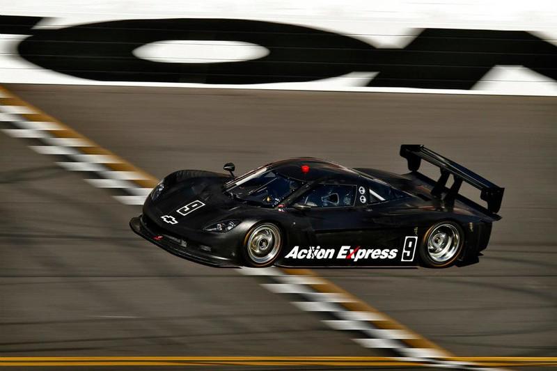 # 9 - 2012 Grand Am - Action Express Racing Daytona 24 test