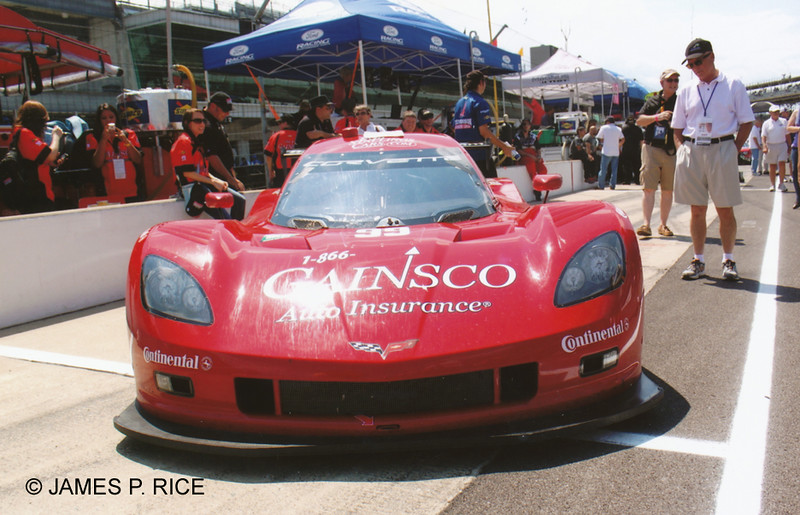 # 99 - 2012 Grand Am DP Gainsco Bob Stallings Red Dragon at Indy 06