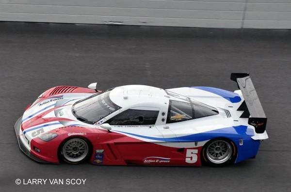 # 5 - 2012 Grand-Am - Action Express Daytona 24 practice