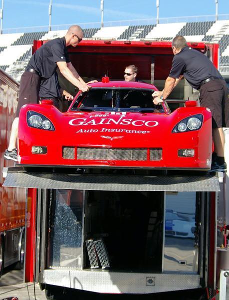 # 99 - 2012 ROLEX 24 Hr - Gainsco - Bob Stallings 01