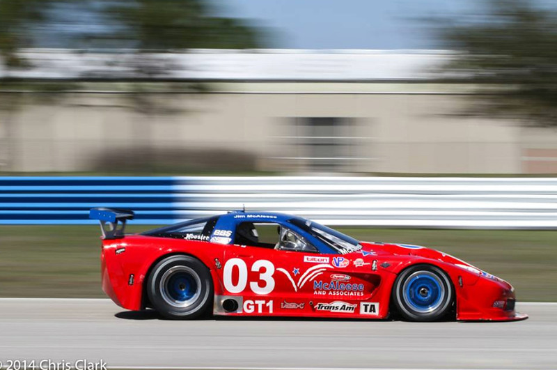Race 1 Sebring # 03 - 2014 TA - Jim McAleese 9th 01