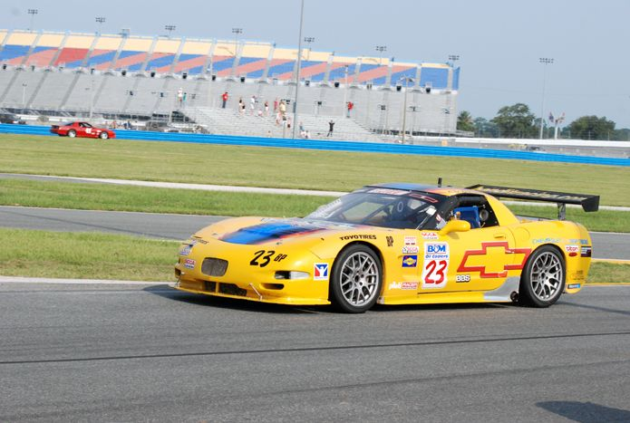# 23 - 2005, SCCA GT1 - K D  Braswell at Daytona