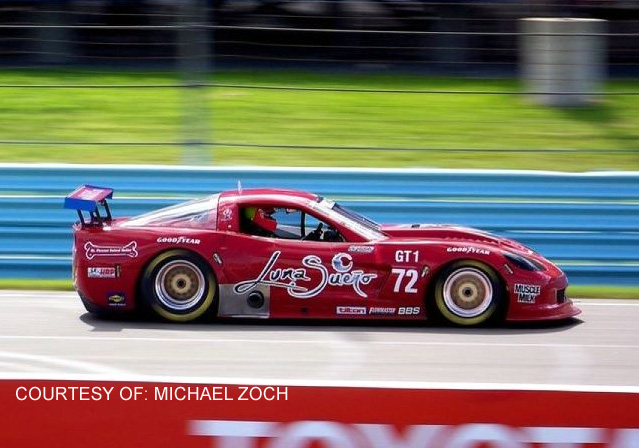 # 72 - 2009 SCCA GT1 -Jim Gughary at Watkins Glen