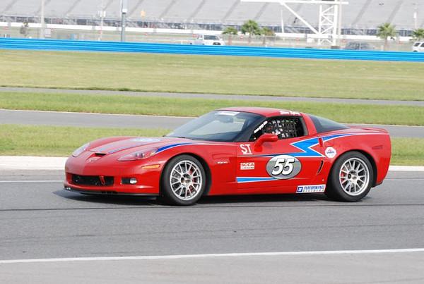 # 55 - 2011, SCCA ST unk at Daytona