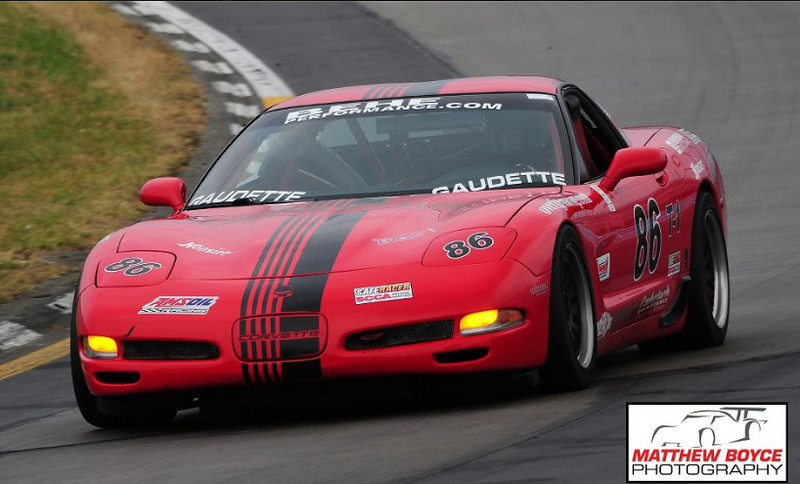 # 86 - 2012 SCCA T1 - Joe Gaudette at WG - 01