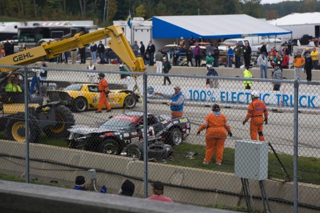 # 57 - 1995 SCCA T1 - Berkely - 2010 crash