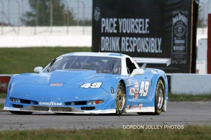 # 49 - 2007 SCCA GT1 - William Gray - GJ-6695