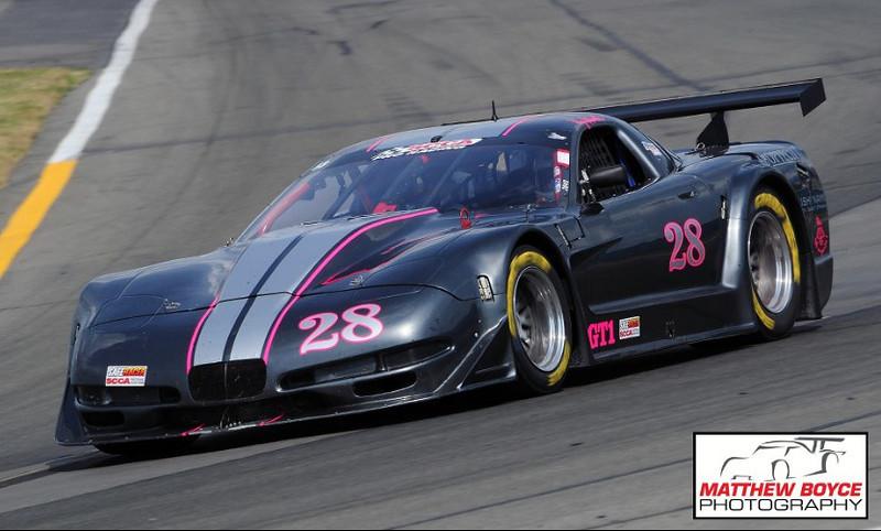 # 28 - 2012 SCCA GT1 - Paige Monette at WG - 01