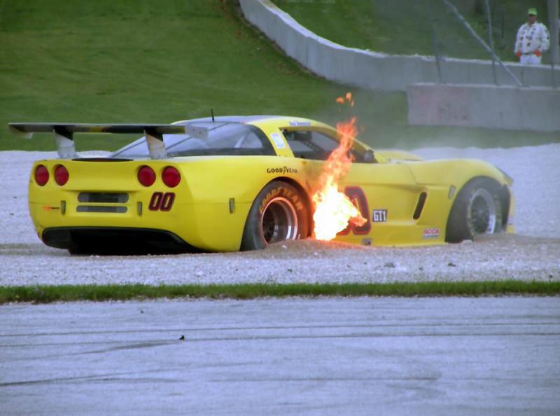# 00 - 2010 SCCA GT1 - Doug Harrington at Road America