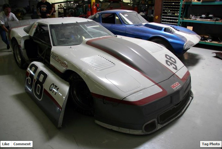 # 38 - C3-C4 SCCA GT1 - Alan Sevadjian in AU