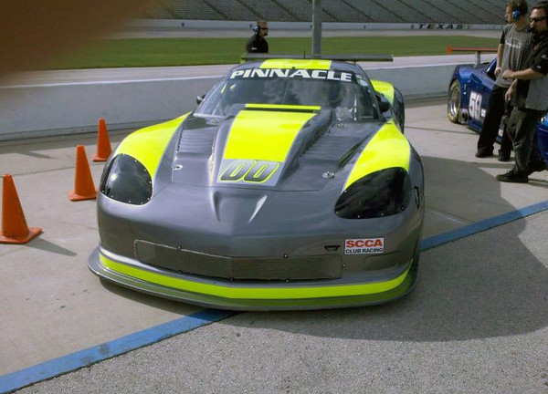 # 00, GT1, 20xx, Doug Harrington - Rocketsports chassis at TWS