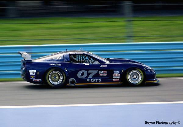 # 07 - 2010 SCCA GT1 - Blaise Csida at WG