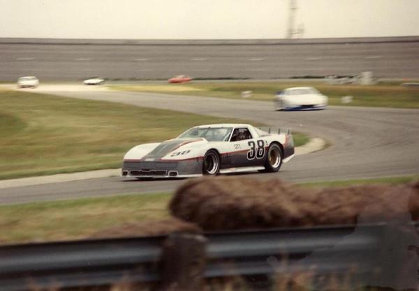 # 38, GT1 - 1986 - Alan Sevadjian at TWS built on a C3