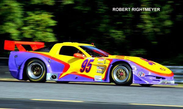 # 95 - 2009, SCCA GT1 - ex-Charlie Webster at LRP
