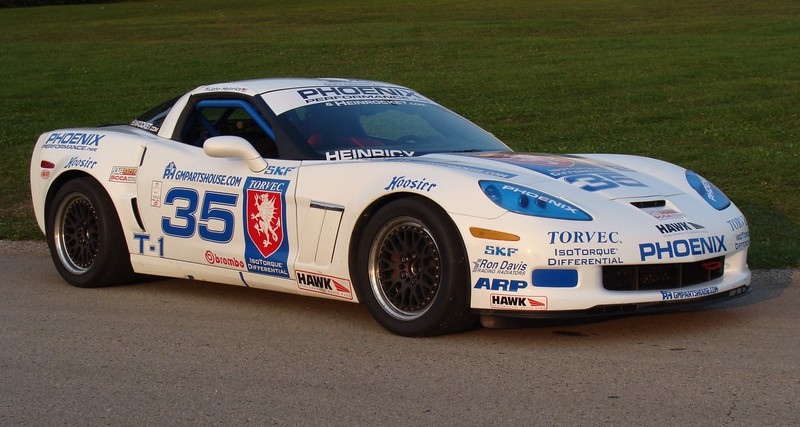 # 35 - 2014 SCCA T1 John Heinricy at RA