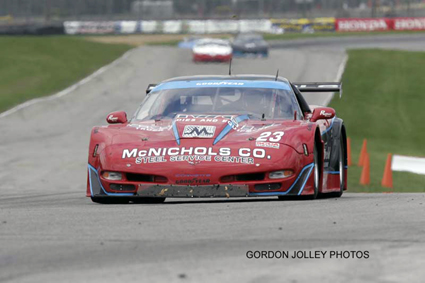 # 23 - 2004 SCCA GT1 - Amy Ruman - GJ-8893
