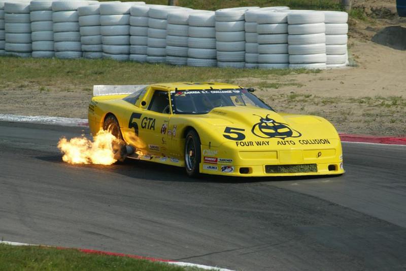 # 5 - 1995 - GT1 - Canada Challenge