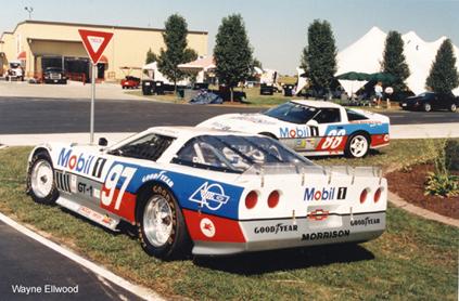 # 97 - 1993 SCCA GT1 - John Heinricy - WE-01