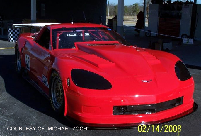 # 35 - 20xx SCCA GT1 - unknown - built by Tony Ave
