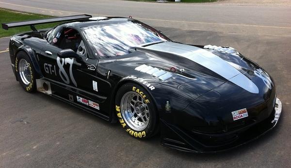 # 87 - 2010 SCCA GT-1, Carl Jensen at RA