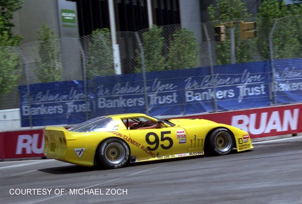 # 95 - 1989 SCCA GT1 Morris Clement at Runoffs