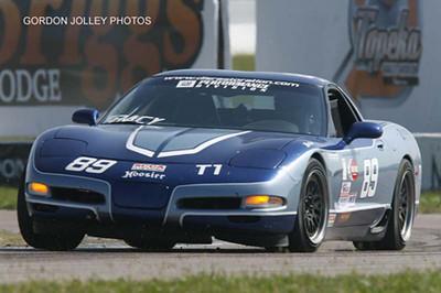 # 89 - 2008 SCCA T1 - Michnael A  tracy - GJ-1769