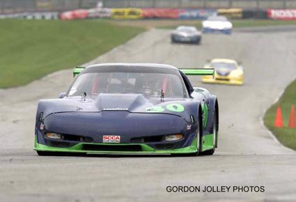 # 30 - 2005 SCCA GT1 - Richard Grant - GJ-7459
