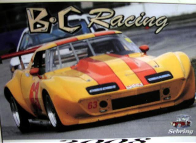 # 63 - 2009, SCCA GT1, Stewart Ramseur CFL Region (now in Norway) 02