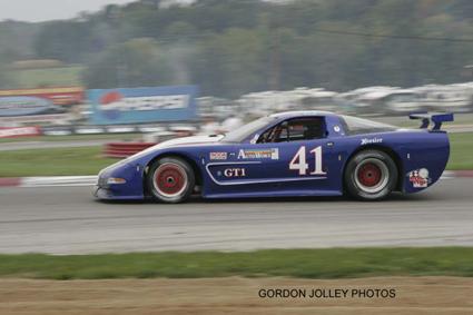 # 41 - 2004 SCCA GT1 - Trevor Hopwood - GJ-1406