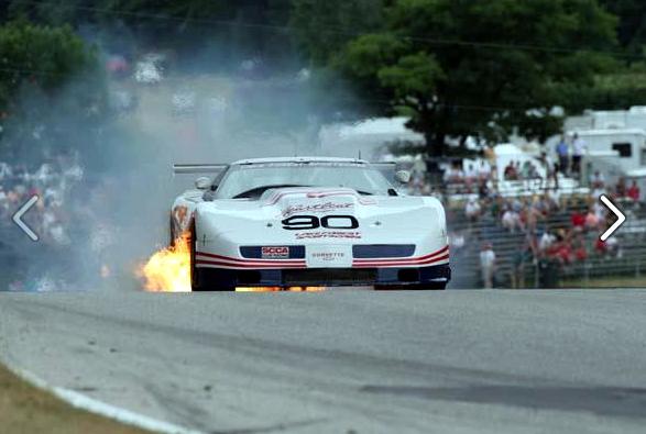 # 90 - 1990 SCCA GT1 - Rick Mancuso in ex Morris Celement at Road America