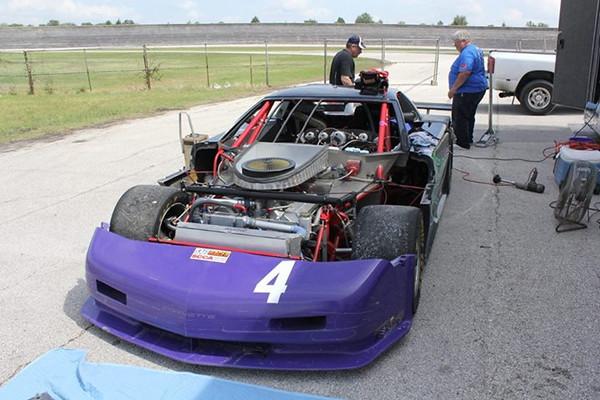 # 4 - 2013, GT1 at TWS.  Allegedly ex Butch Kummer, Johnny Miller TA?