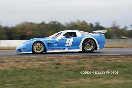 # 9 - 2006 SCCA GT1 - Bill Gray - GJ-7612