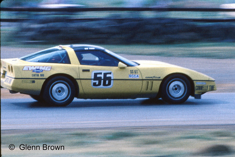 # 56 - 1987 SCCA SS GT - tbd at Summit Pt - 01