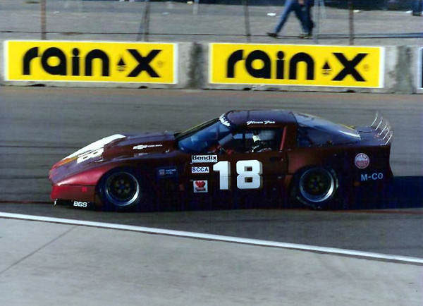 # 18 - TA - 198X SCCA GT1 - Driver and location unknown
