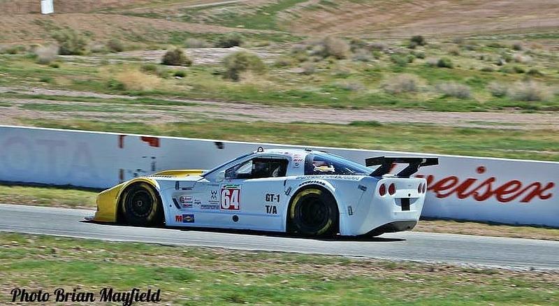 # 64 - 2016 SCCA GT1 Ken Davis at Willow 01