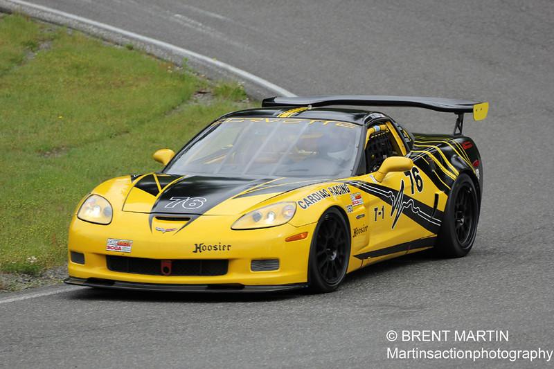 # 76 - 2014 SCCA T1 - Steve Clark at Kent (WA) - 08