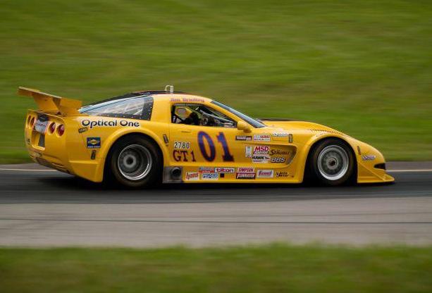 # 01 - 2012 SCCA GT1 - Jim Bradley, Valparaiso, IN