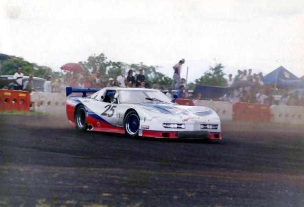 # 25 - 2002, Panama GT Series,, Carlos Vargas, Protofab C4 in Costa Rica, Rio Hato track 02