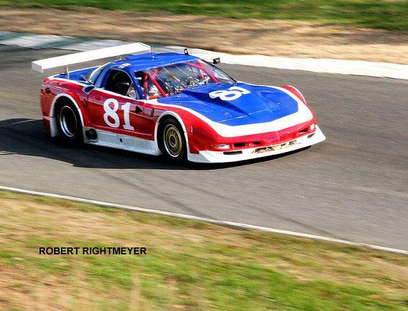 # 81 - 2009, SCCA GT1, Paul Newman at LRP  02