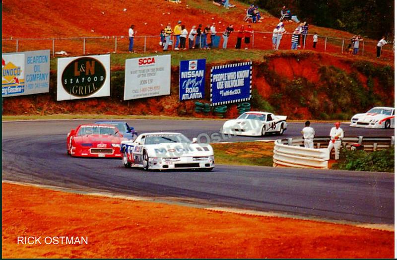 # 97 - 1993 SCCA GT1 - John Heinricy - RO-01