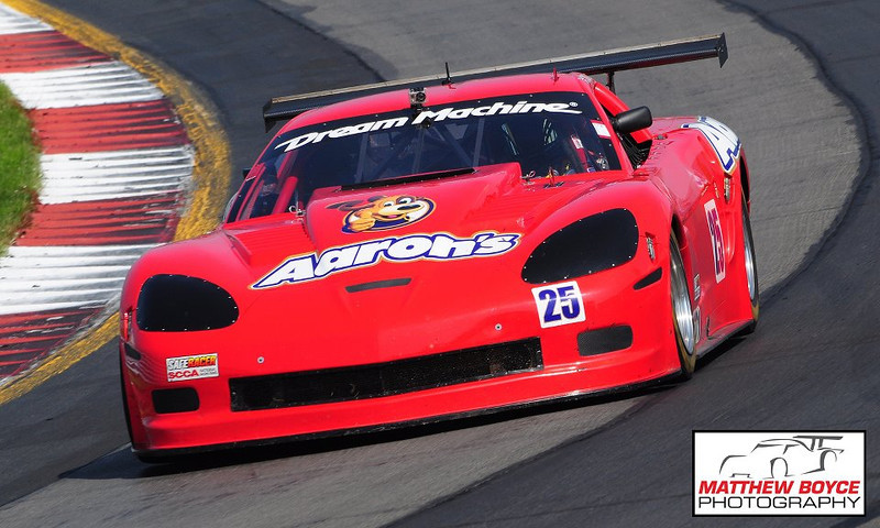 # 25 - 2011 - SCCA GT1 - Mike Kelly at WG