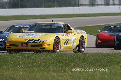 # 22 - 2008 SCCA T1 - Oli Thordarson - GJ-1561