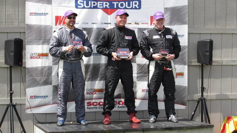 # 97 - 2013, SCCA GT2, Aaron Quine winner