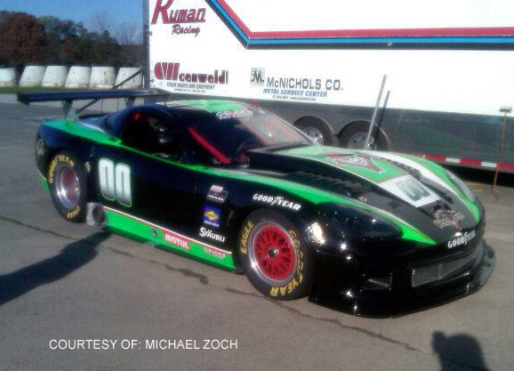 # 00, 59 - 2011 SCCA GT1 - Mike Camey, Doug Harrington at TWS 2011, sold to Ruman Racing replacing C5