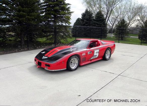 # 5 - 20xx SCCA GT1 - unknown