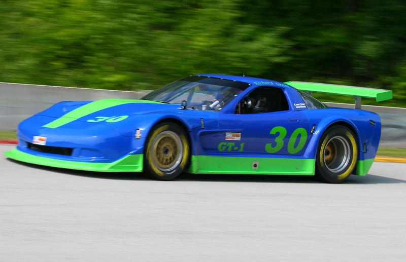 # 30 - SCCA GT1 - 2011 RA Jun Sprints - Richard Grant DNS