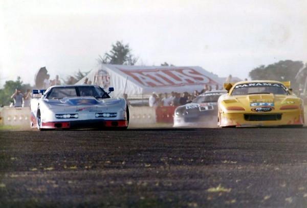 # 25 - 2002, Panama GT Series,, Carlos Vargas, Protofab C4 in Costa Rica, Rio Hato track 03