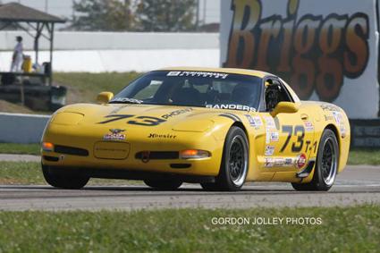 # 73 - 2008 SCCA T1 - David Sanders - GJ-1783