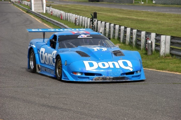 # 73 - 2009  GT1 Edison Lluch at tbd